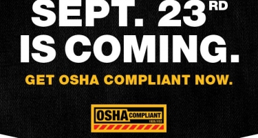 DEWALT - GET OSHA COMPLIANT TODAY